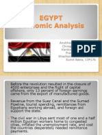 egypt economic analysis