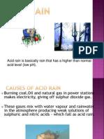 Acid Rain Fy