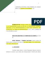 Ação repetição de indébito -pessoa física - juizado especial federal.pdf
