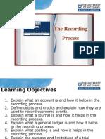 2.Recording Process