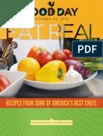 Food Day cookbook