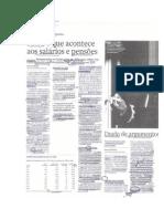 'Saiba o que acontece aos salários e pensões' (Diário Económico, 18 de Agosto de 2014)