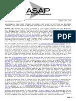 ASAP Press Release 08-25-14