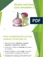 Lab 3 - Diffusion and Osmosis Fall 2014