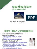 Understanding Islam for Web