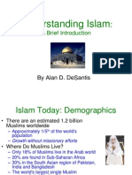Understanding Islam for Web