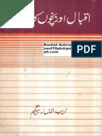 Iqbal Aur Bachoon Ka Adab-Zaib Un Nisa Baigum-Dehli-2000