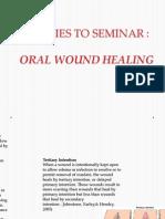 vit k in wound Healing