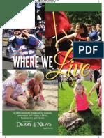 Derry News Where We Live 2014