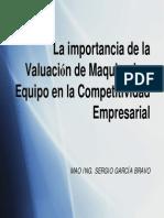 importancia de valuacion de maquinaria y equipo.pdf