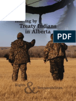 Hunting By Treaty Indians