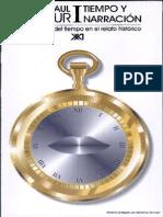 Ricoeur Paul - Tiempo Y Narracion - 1.pdf