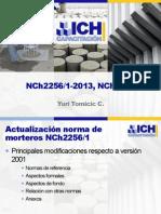 comparacion norma 2256 2013 con la 2001.pdf