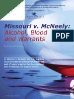 Missouri v. McNeely