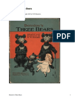 Denslow's Three Bears by Denslow, William Wallace, 1856-1915