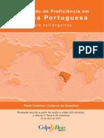 Caderno Questões 2007
