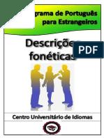 Regras de Fonéticas Para Alunos (Português)