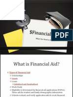 financial aid presentation for grady