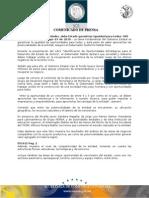 """03-05-2010 El Gobernador Guillermo Padrés presidió la presentación del libro """"Identificación de Oportunidades Estratégicas para el Desarrollo del Estado de Sonora"""". B051012"""