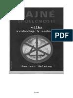 Jan Van Helsing - Tajné Společnosti - Válka Svobodných Zednářů