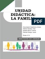 Unidad Didactica - La Familia (1)