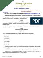 Lei 6815_80 - Estatuto Do Estrangeiro