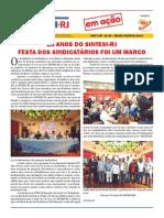 Jornal Sintesi Julho Agosto 2014