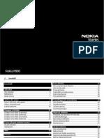 Nokia N900 User's Guide (Swedish)