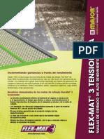Flex Mat 3 Tensioned ES 2014