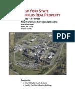 Former Oneida Correctional Facility for sale