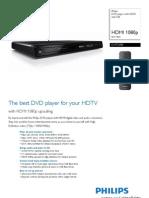 DVP3388 Booklet
