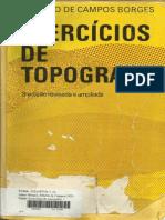 Exercícios de Topografia - Alberto de Campos Borges Parte 1