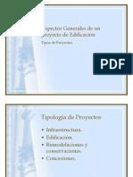 2.1 Tipos Proyectos y Licitación