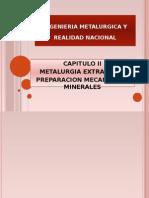 Metalurgia General - Reduccion Tamaño Clasificacion (1)
