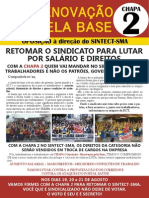 2014 Jornal Campanha