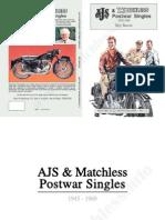 Roy Bacon - Ajs & Matchless Postwar Singles 1945-1969