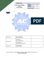 PT OP 03-IT1 Recepci+n y Entrega de Plataforma