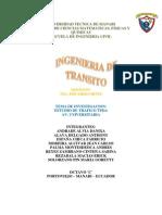 Proyecto de Transito