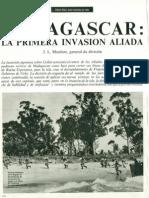 Ironclad 1942, Invasión de Madagascar