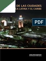 ESTADO DE LAS CIUDADES DE AMÉRICA LATINA Y EL CARIBE