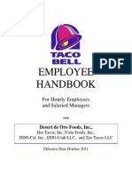 Ddo-Employee Handbook English