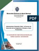 Informaciones Para Estudiantes UASD virtual
