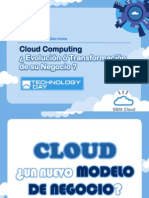 Cloud Evolucion o Transformacion (TD)
