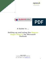Opacus Outlook Plugin Instructions