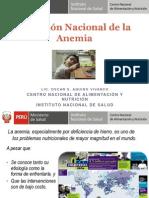 2. Situacion Nacional de La Anemia 2012
