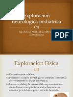 Exploracion neurologica pediatrica