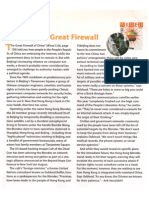 Hacking the Great Firewall