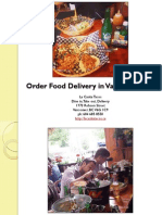 Order Food Delivery in Vancouver British Columbia
