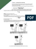 Centrifugal Pump Fundamentals