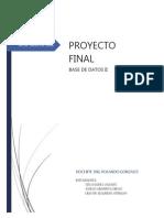 Proyecto Tienda Online